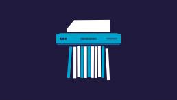 ProcessVue —Shred 3000 Illustration