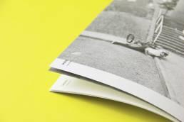 Mono Magazine Design