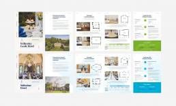Marketing Materials For Sidholme Hotel