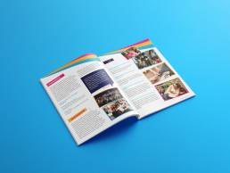Future Foundations Brochure Design
