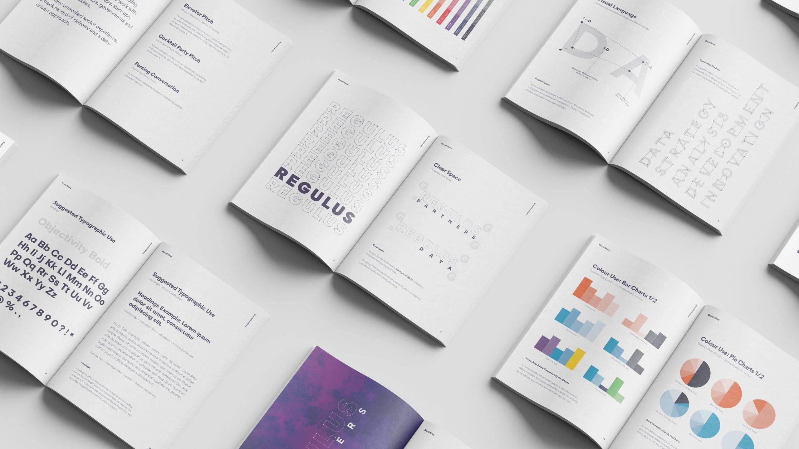 Regulus Partners Brand Refresh