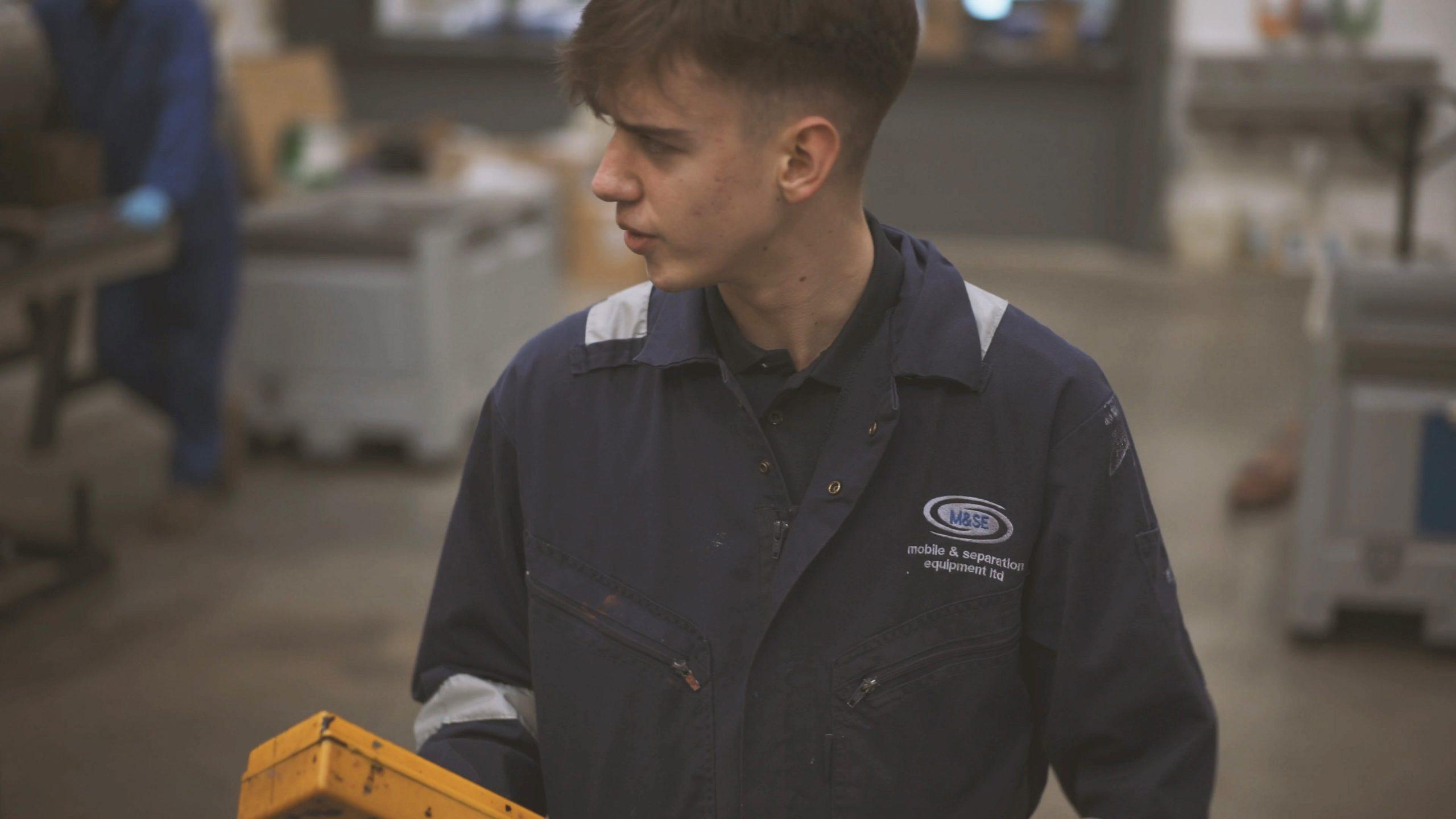 Apprentice Town Video Production