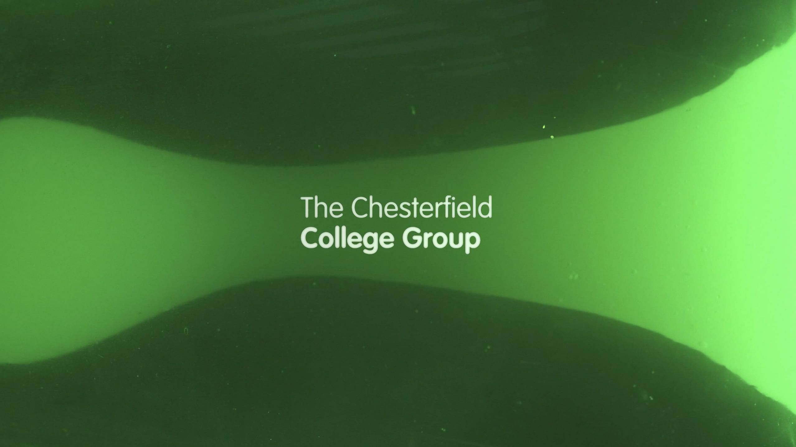 Chesterfield College Video Ident