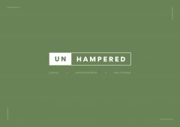 Unhampered Logo