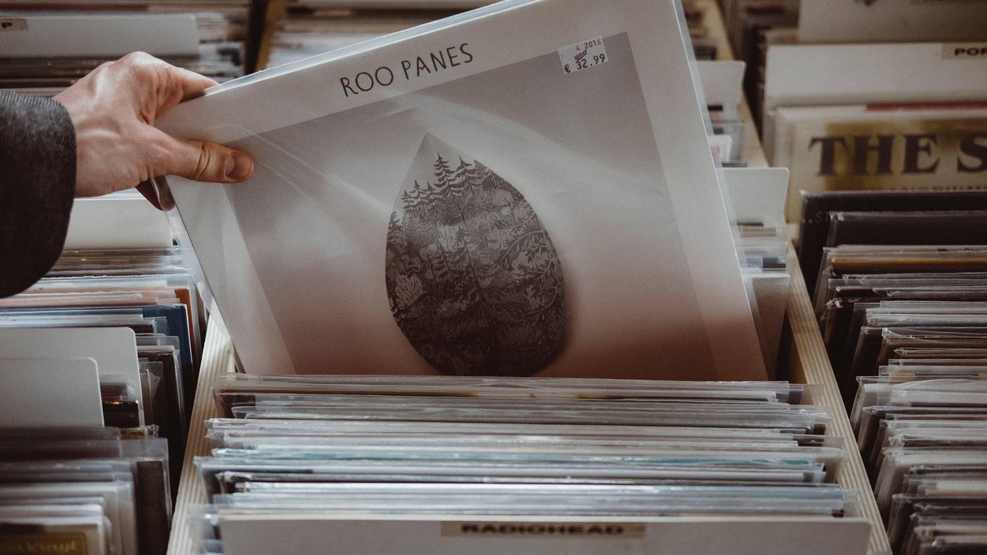 Unhampered Vinyl Record